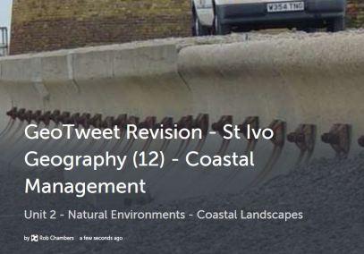 GeoTweet - Coastal Management
