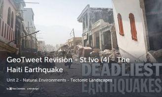 GeoTweet-HaitiEarthquake