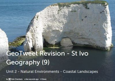 GeoTweet - Old Harry