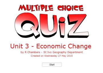 Economic Change